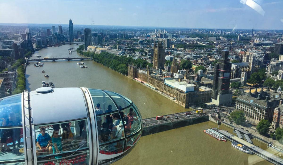 roteiro londres, Roteiro Londres – atrações pagas