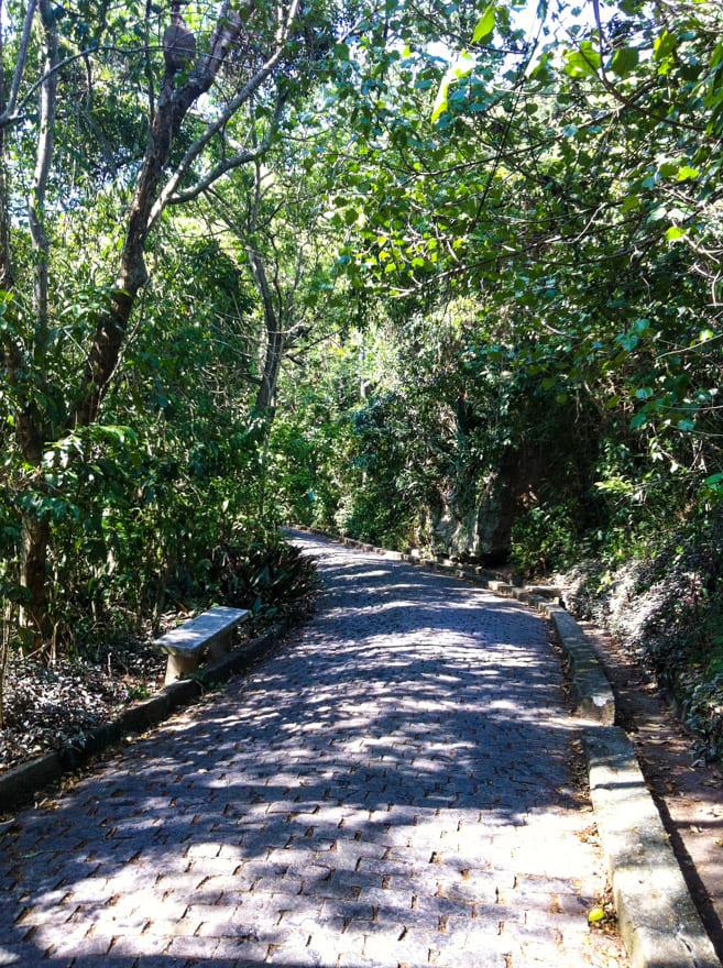 trilha forte do leme rio de janeiro