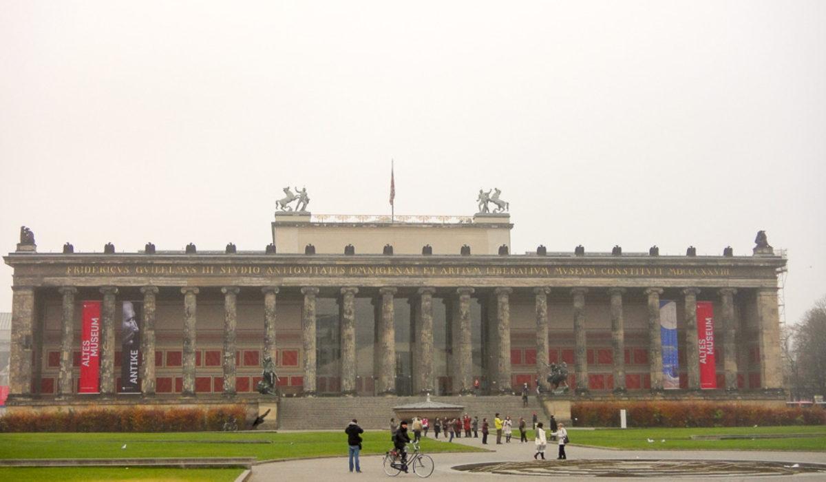 Altes Museum em Berlim, Foto da semana: Altes Museum em Berlim