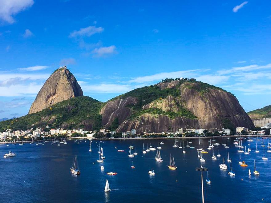 simbolos do rio pao de ac%CC%A7ucar - Lugares para conhecer no Rio de Janeiro de graça - 70 ideias