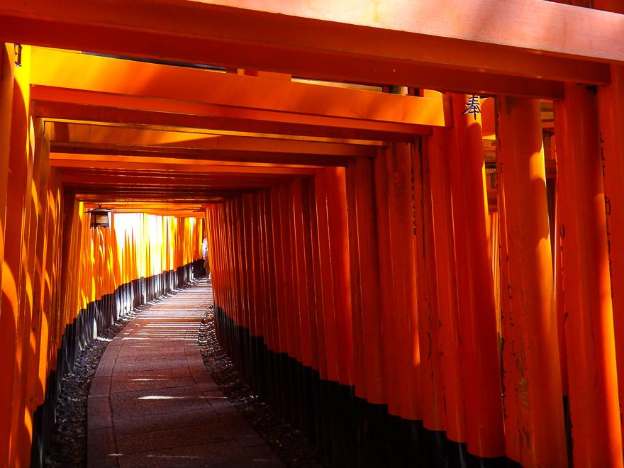 roteiro de viagem japão toori vermelho quioto - NEWS: quais os melhores países para viajar em 2019