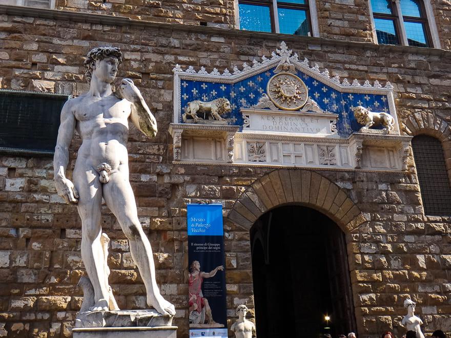 davi praça florença toscana viagem italia